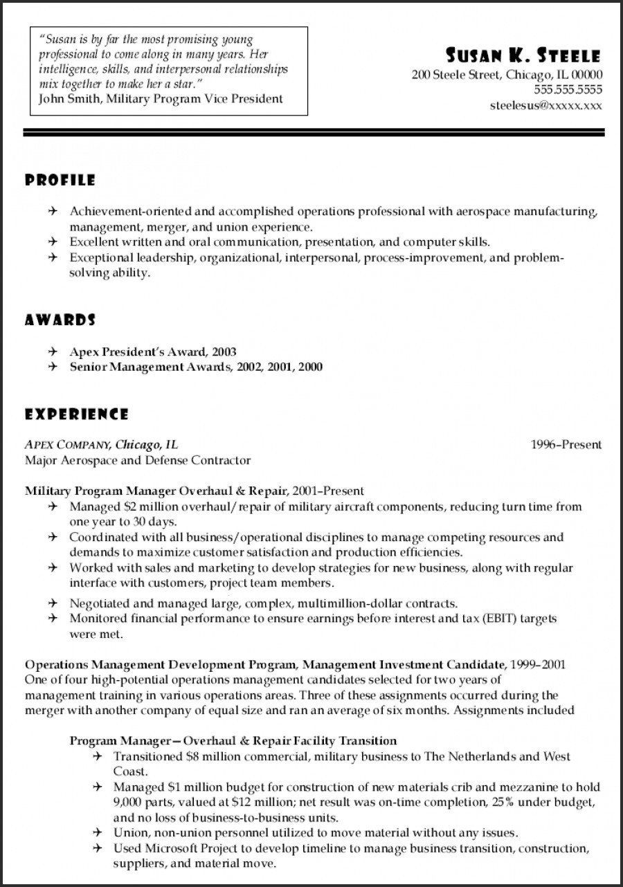 Business intelligence resume sample unique experience for