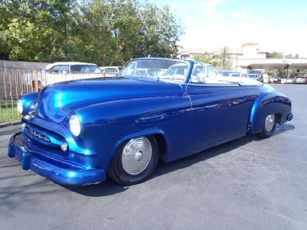 1950 Chevy Styleline Deluxe For Sale In California Classics