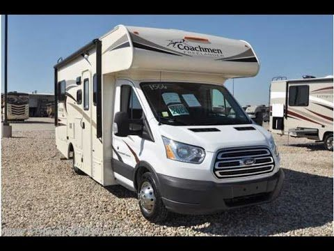 The all new Coachmen Freelander Micro 20CB is built on the