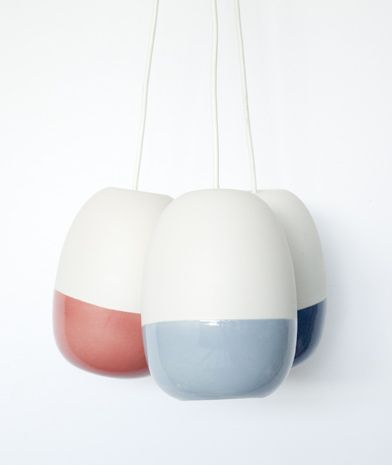 A Vancouver designer does buoy-inspired pendant lamps! It ...