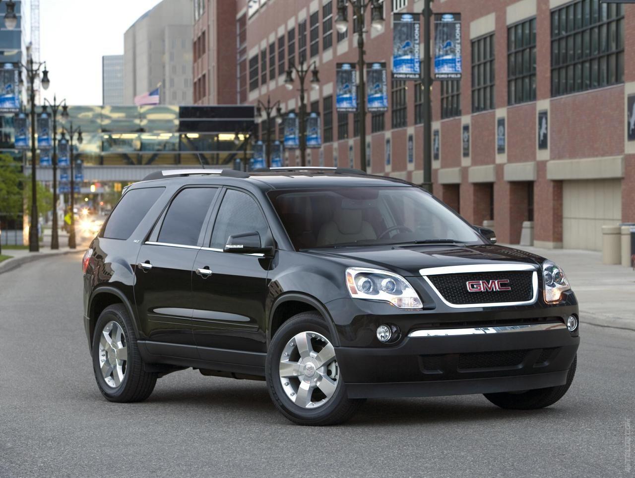 2013 Gmc Acadia My Dream Suv Safest Suv Gmc Vehicles Suv