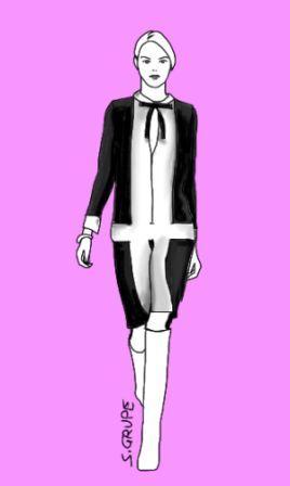 Kleider fur frauen mit langem oberkorper