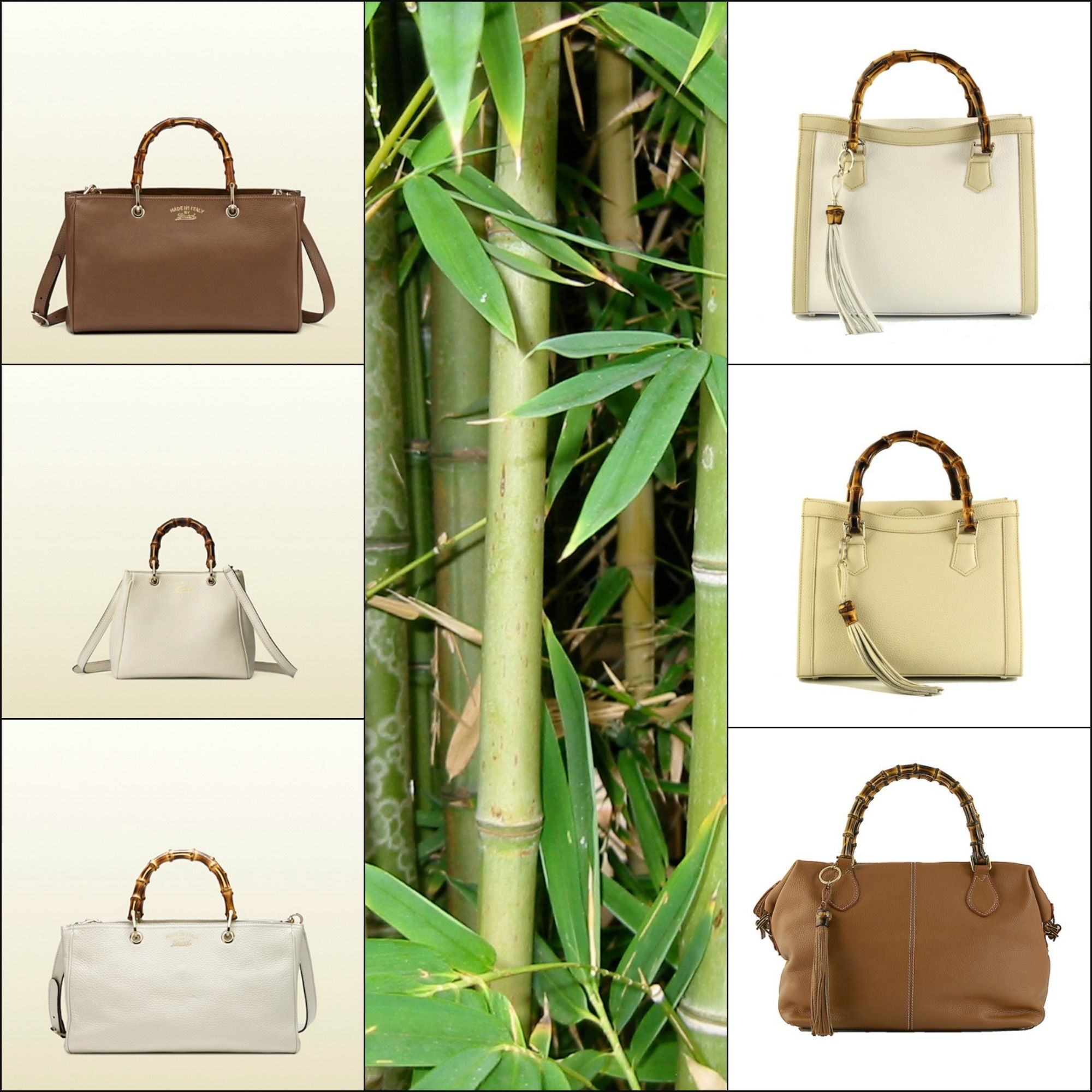 Collezione borse v73 primavera estate 2014 foto 6 40 bags - Classy Bamboo Bags By Gucci And Buti Buti Bags Available On Stylenovo Madeinitaly