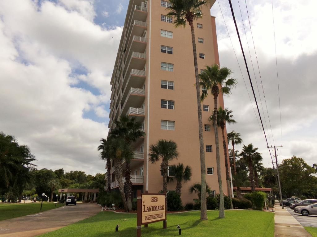 404 S Beach St Unit 402 Daytona Beach Property Listing Mls 1005703 Beach Properties Daytona Beach Luxury Condo