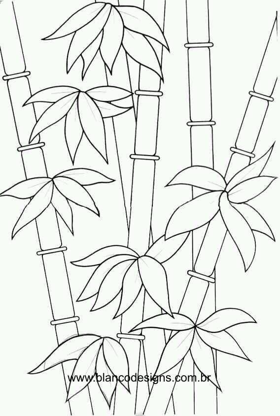 bamboo pinterest glasmalerei handarbeiten und zeichnen. Black Bedroom Furniture Sets. Home Design Ideas