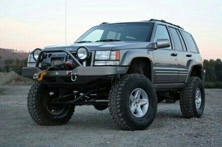 98 Jeep Zj 5 9 Aev Wheels Jeep Zj Jeep Grand Lifted Jeep