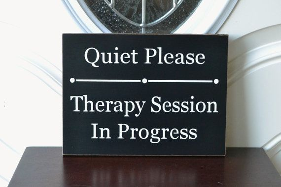 session in progress please do not knock do not disturb 10x7 5 solid