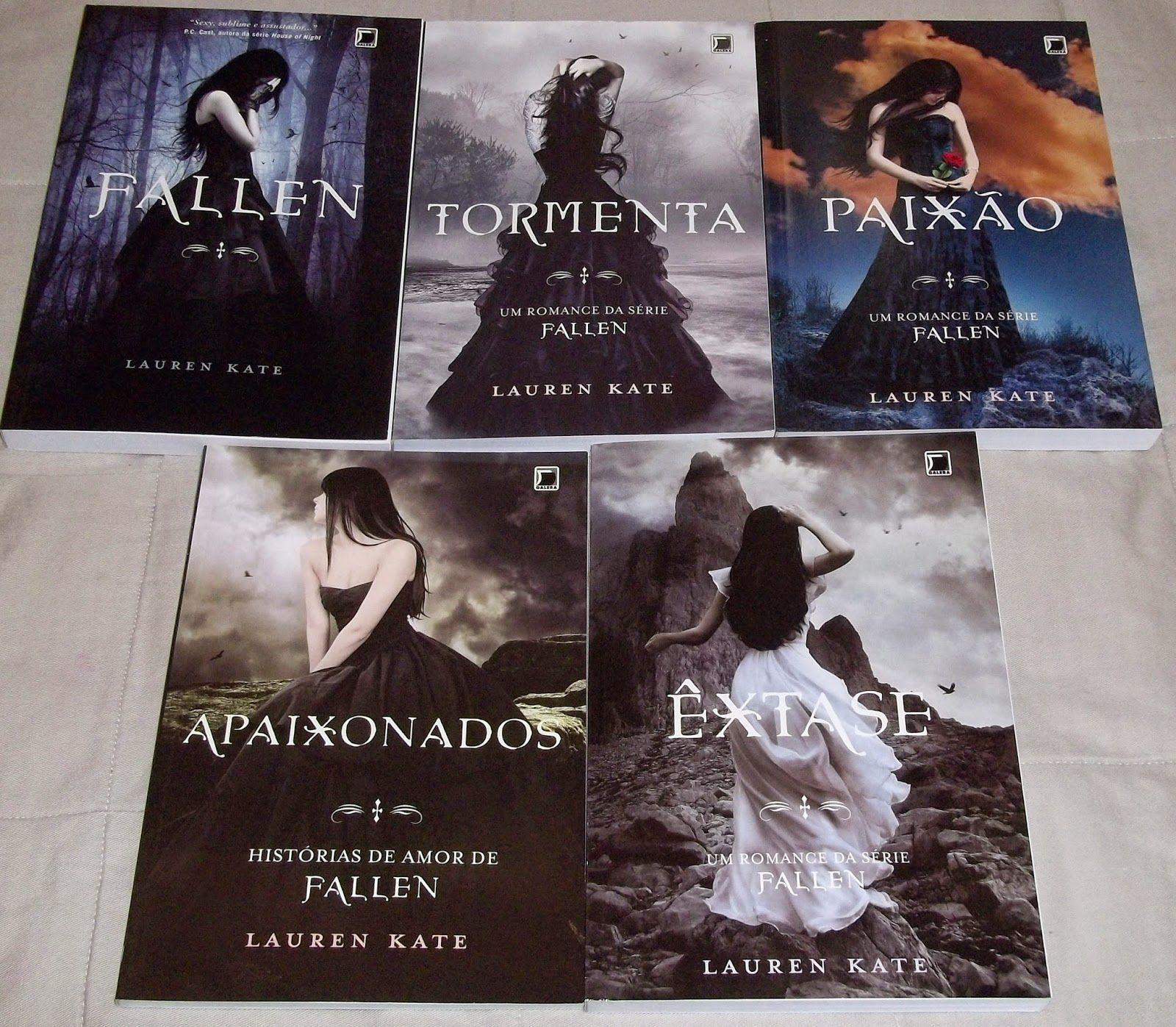 Submarino Livro - Box Série Fallen (5 livros) - R$ 34,47