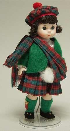 Madame Alexander Scotland Madame Alexander Dolls