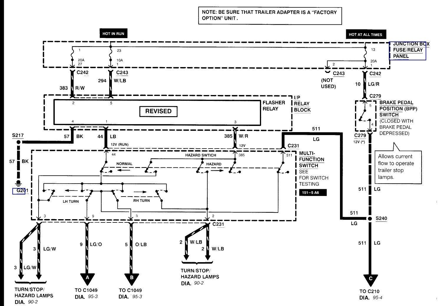 1999 Ford F250 Wiring Diagram Unique Di 2020