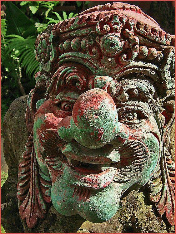 Foto Propios: En la entrada, Indonesia