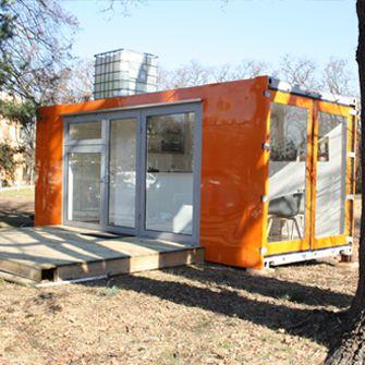 Container-Architektur - Projekte bereit für Bauen, Mieten oder ...