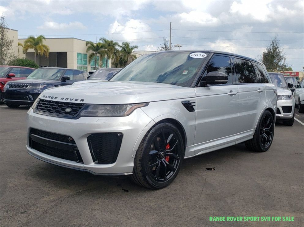 9 Disadvantages Of Range Rover Sport Svr For Sale And How