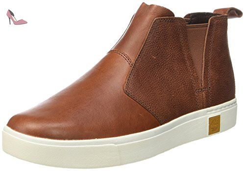 Fitchburg Waterproof, Oxfords Homme, Marron (Brown), 47.5 EUTimberland