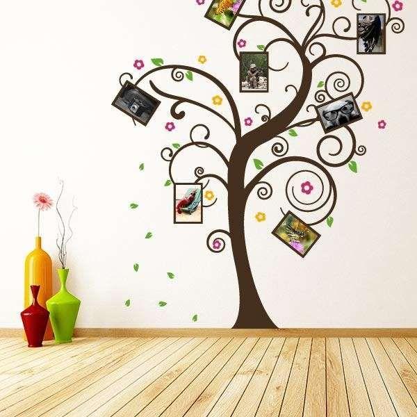 los mejores vinilos con rboles para decorar tus paredes