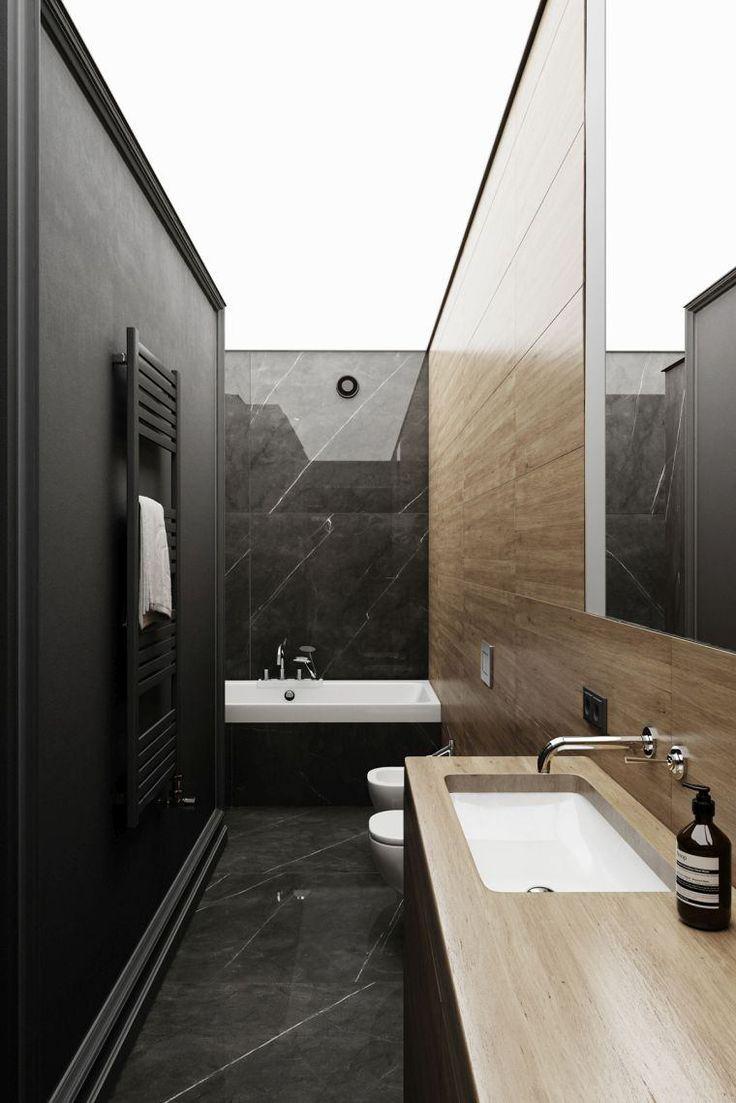 Cr er une d co salle de bain marbre r ussie nos id es et - Creer une salle de bain en 3d gratuit ...