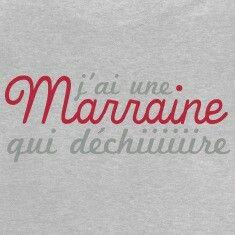 Marraine Marraine Mots D Amour Citation