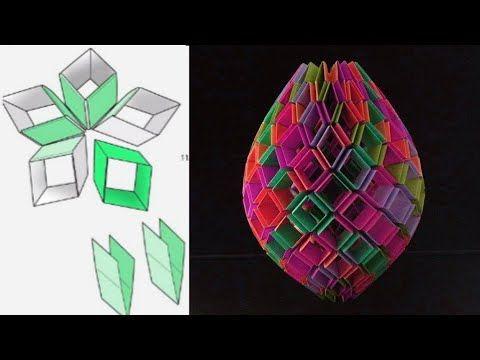Photo of SNAPOLOGIE || Ausgefallene Papierdekorationsideen || 3D ORIGAMI PAPER BALL || GRUNDVIDEO # 1