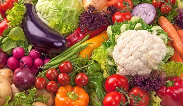"""Mit Vitaminen sind Vegetarier normalerweise wesentlich besser versorgt als so genannte """"Mischköstler"""""""