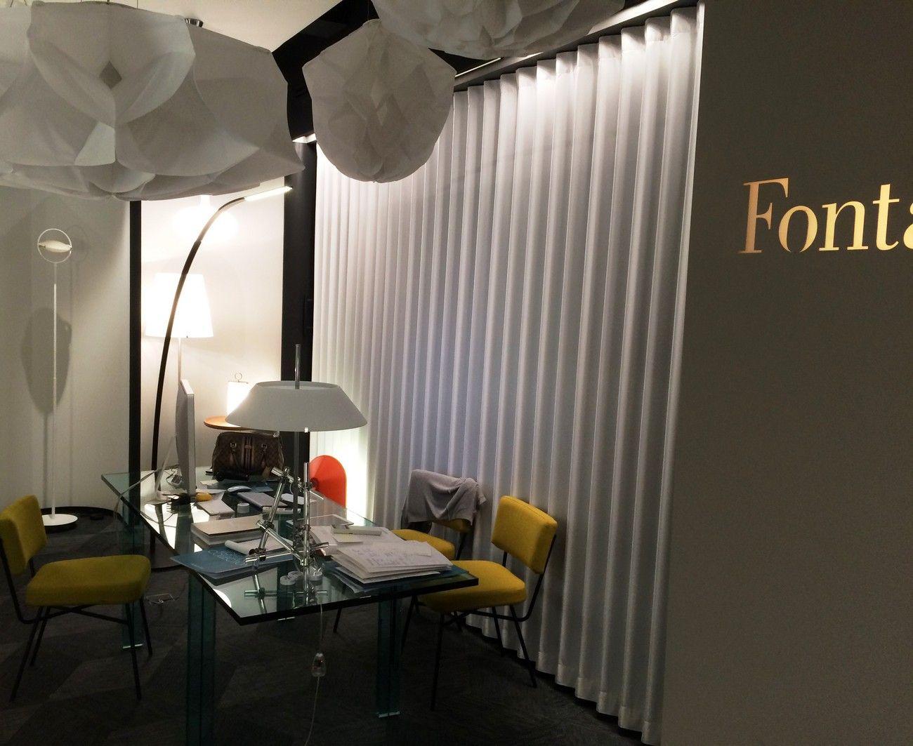 Fontana Arte - showroom Milano - FanoflexFanoflex   Fanoflex Folding ...