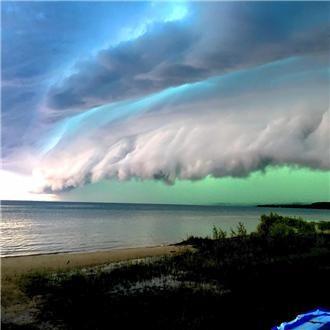 West Grand Traverse Bay Northern Michigan Michigan Summer Michigan