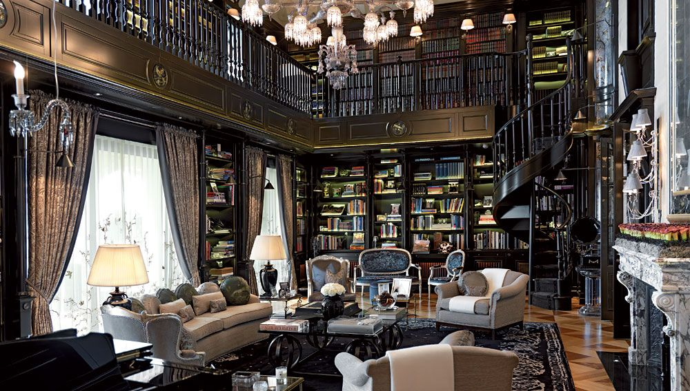 Home Library Design   Absolutely Stunning! Gallery