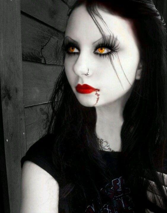 Goth Gothic Vampire Vampires