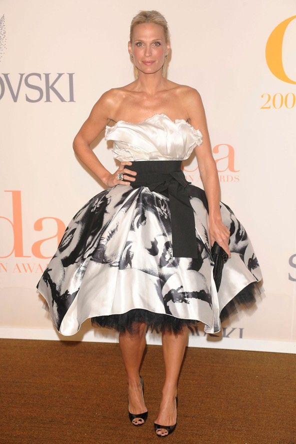 Marilyn Monroe Print Prom Dress Latest Celebrity Fashion