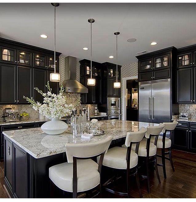 Gourmet Kitchen Cabinets: Gourmet Kitchen #ForTheLoveOfKitchens #RealHousesOfIG