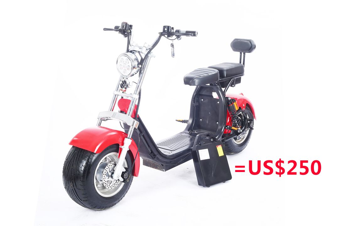 citycoco bike rooder seev woqu city coco electrique big wheel electric e scooter harley with. Black Bedroom Furniture Sets. Home Design Ideas