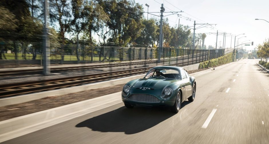 James Bond can only dream of this Aston Martin DB4 GT Zagato | Classic Driver Magazine
