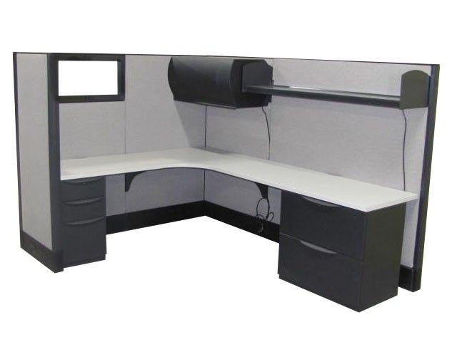 Haworth Premise Cubicle Systems Are The