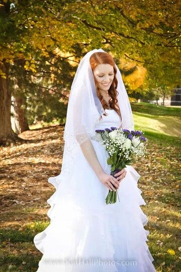 Beautiful Fall Wedding Louisville Ky
