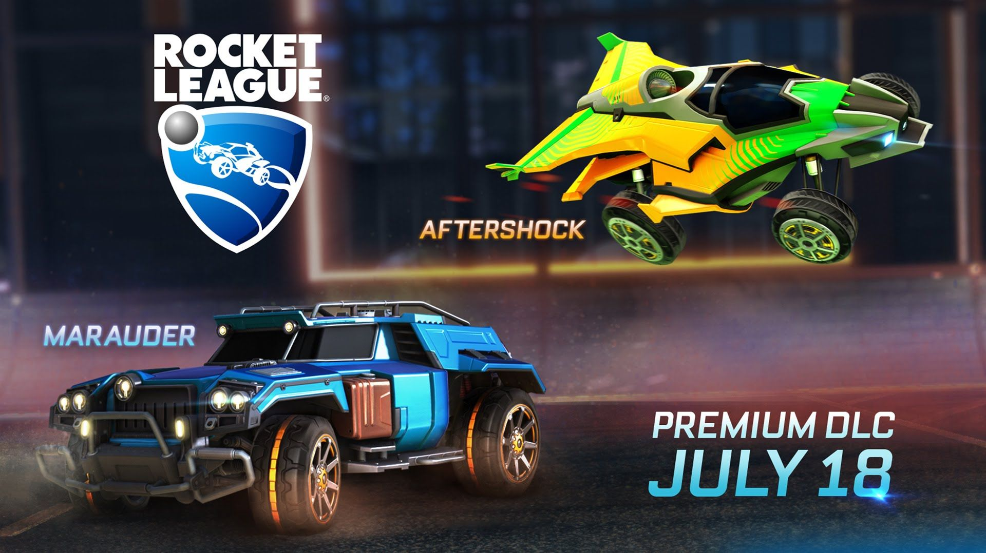 Rocket League Adds Two More Cars From Supersonic Acrobatic Rocket Powered Battle Cars Sports Gamers Online Rocket League Rocket League Wallpaper League