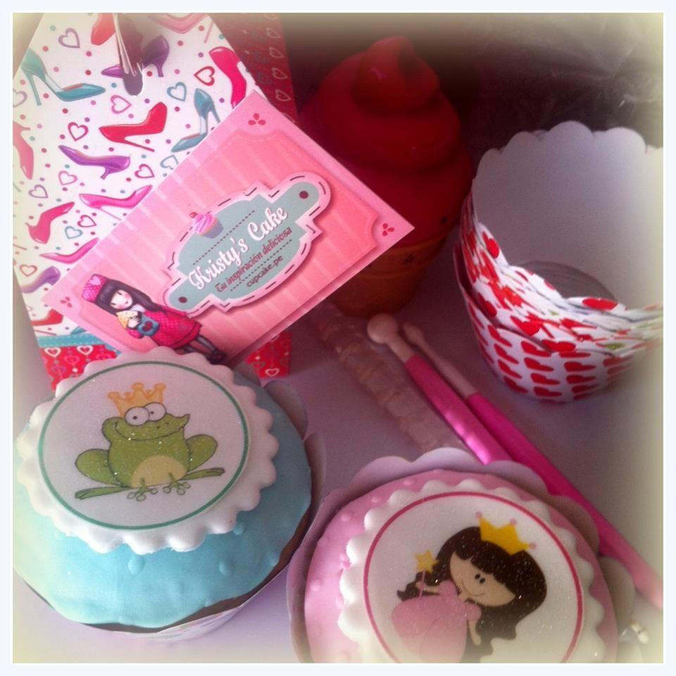 #cupcakes #lima #peru #papel de arroz