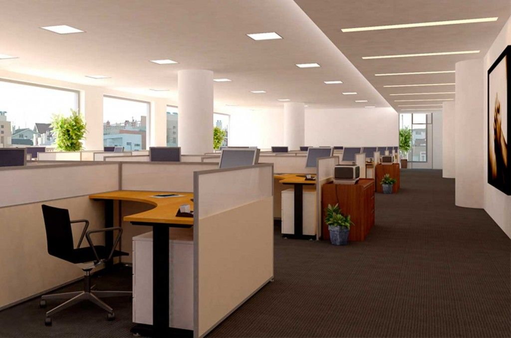 office interior design - 1000+ images about Office on Pinterest White wall paint ...