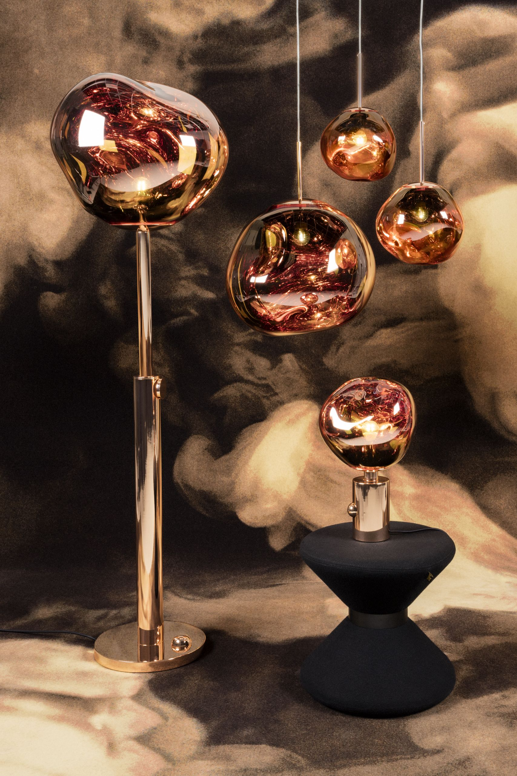 Melt Copper Family Portrait 15 Off All Tom Dixon Lighting Furniture And Accessories Now Thru October 15th Shop The Collection On Rouse Tom Dixon Melt Tom Dixon Tom Dixon Lighting