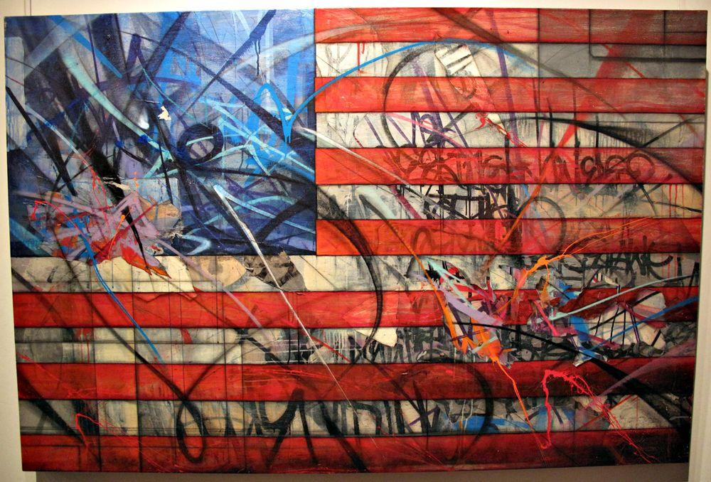 grafitti art in la