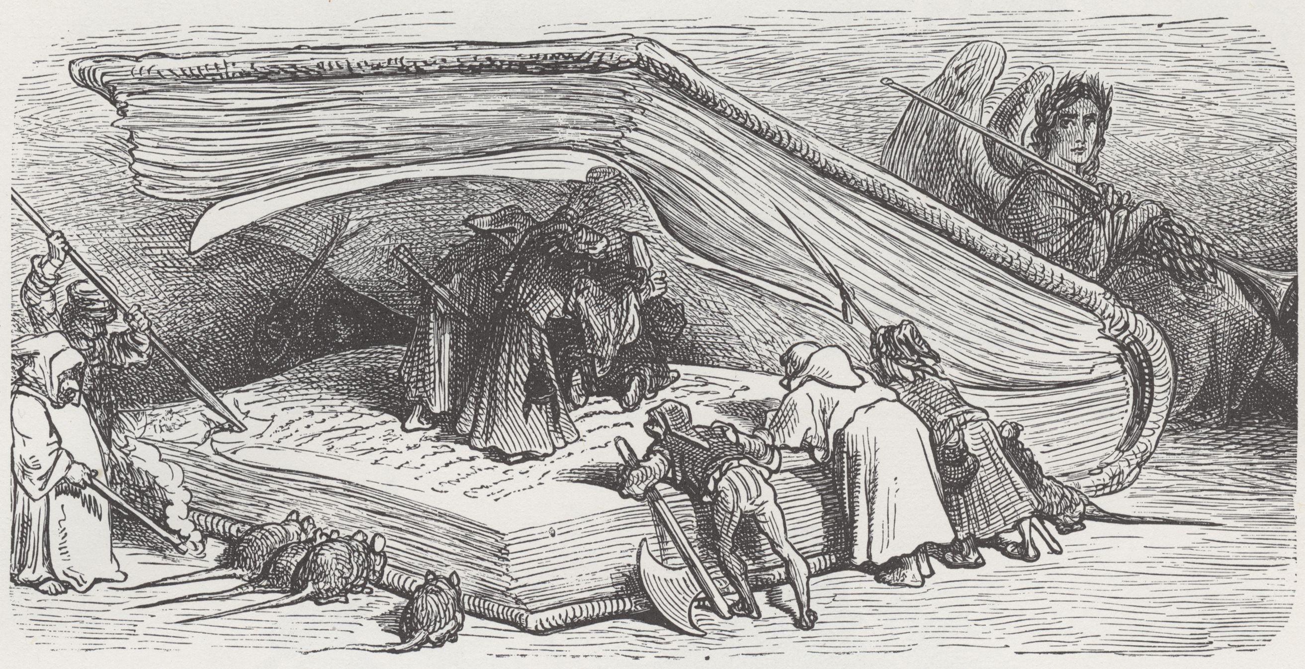 Image result for gargantua rabelais