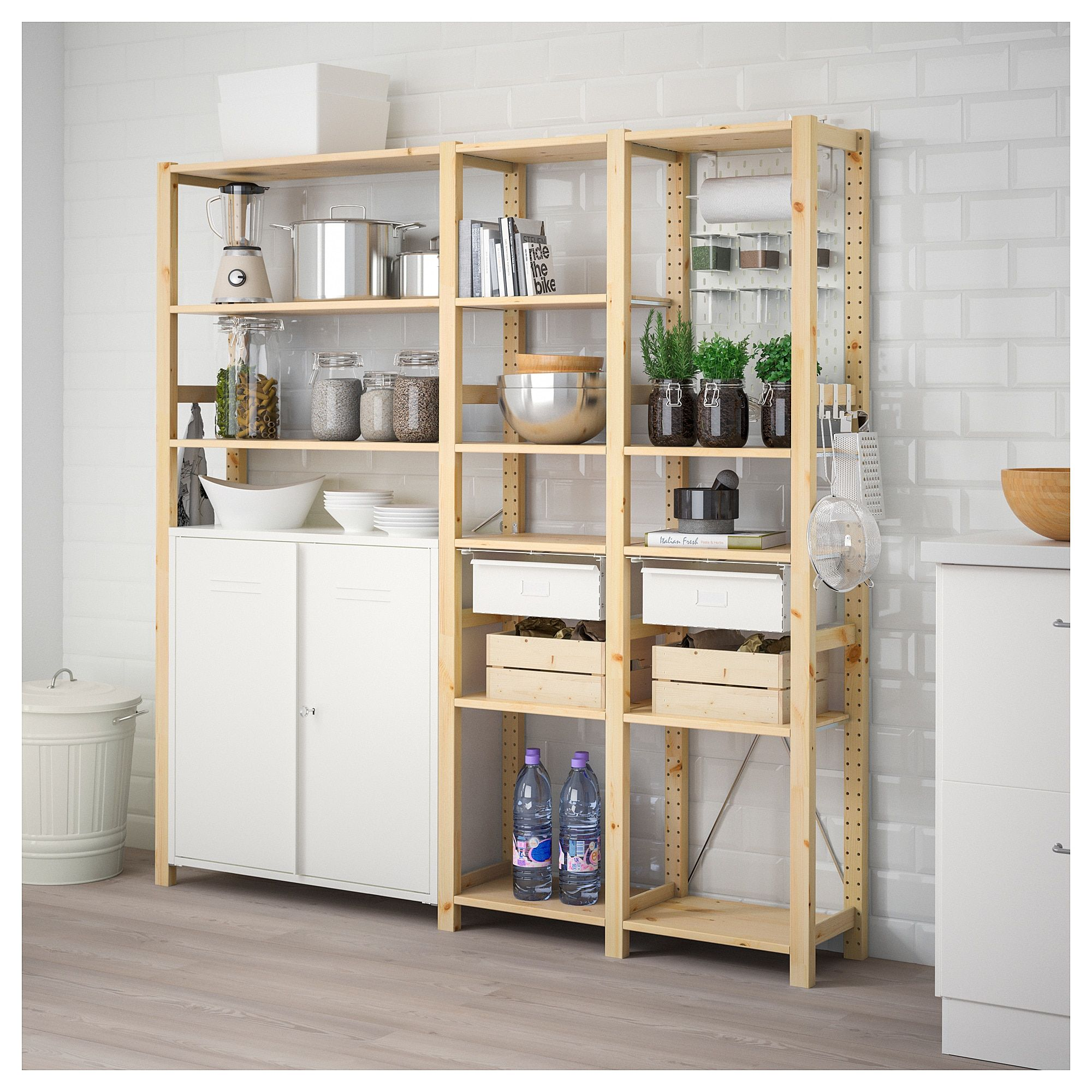 ivar 3 elem schrank kommode kiefer wei in 2019 ikea regal kommode kiefer und ivar regal
