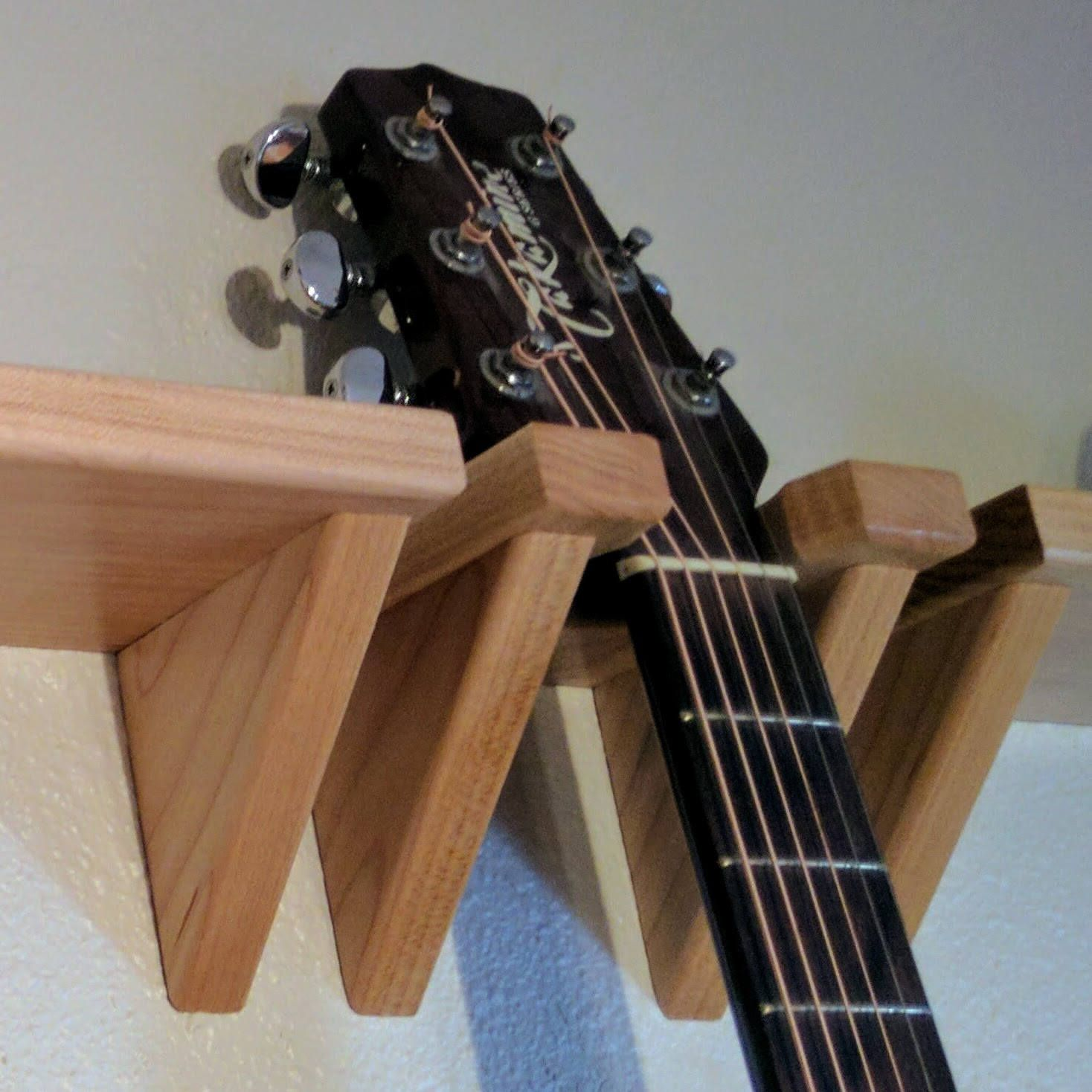 maple guitar wall hanger instrument display hook mount on guitar wall hangers id=55981