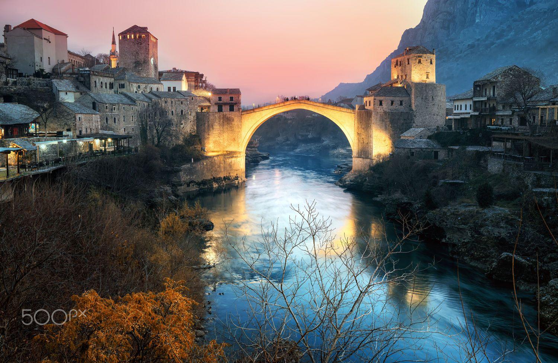 Mostar Files by Adnan Bubalo on 500px
