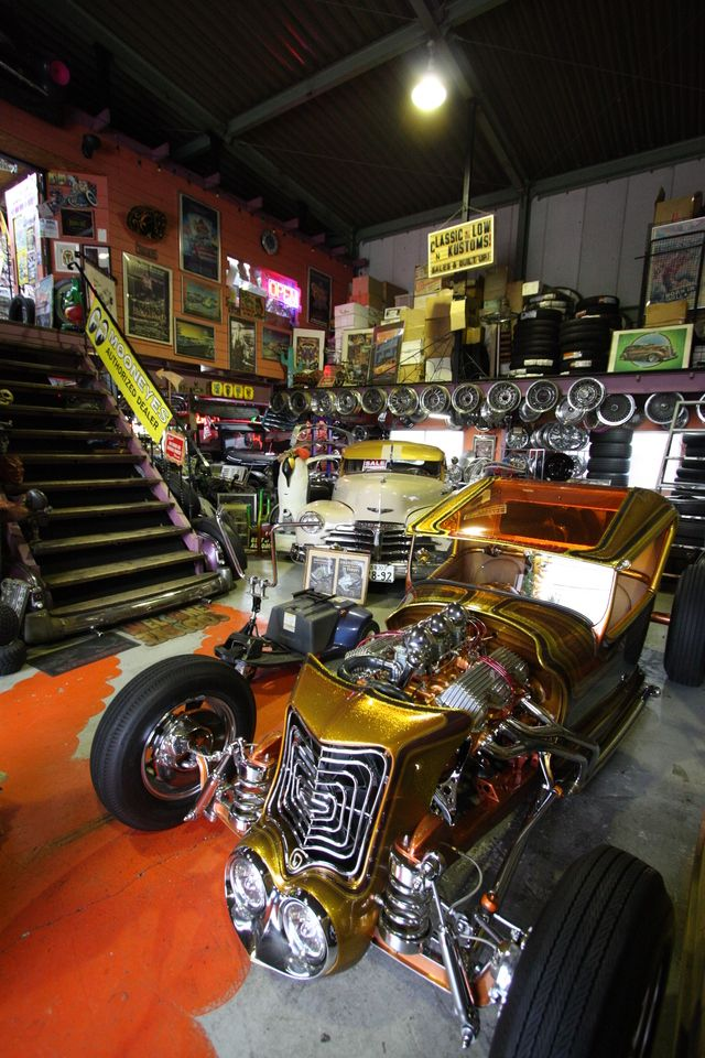 Dream Garage Workshop