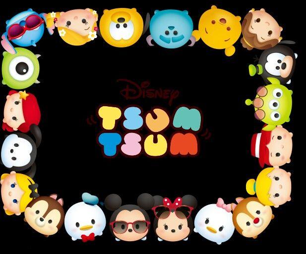 Tsum Tsum Ideas Para Fiestas: Pin De Lucía Morales En Tsum Tsum