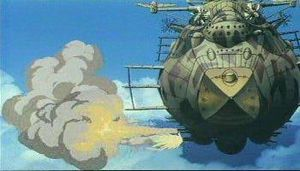 歴代ジブリ作品に登場する戦闘用の兵器一覧 ジブリ ジブリ作品 作品