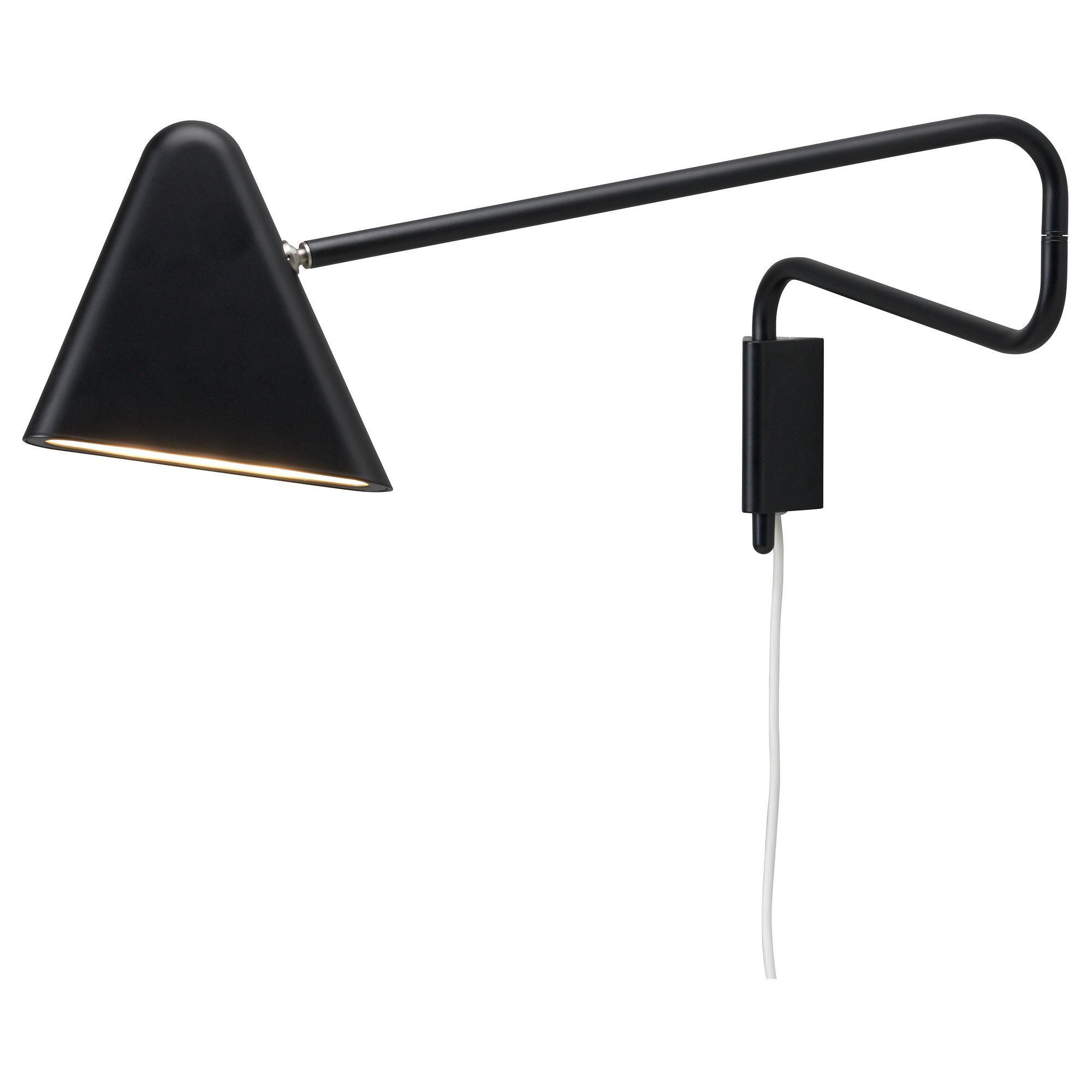 ikea ps 2012 led wall lamp - black - ikeahttp://www.ikea/ca/en