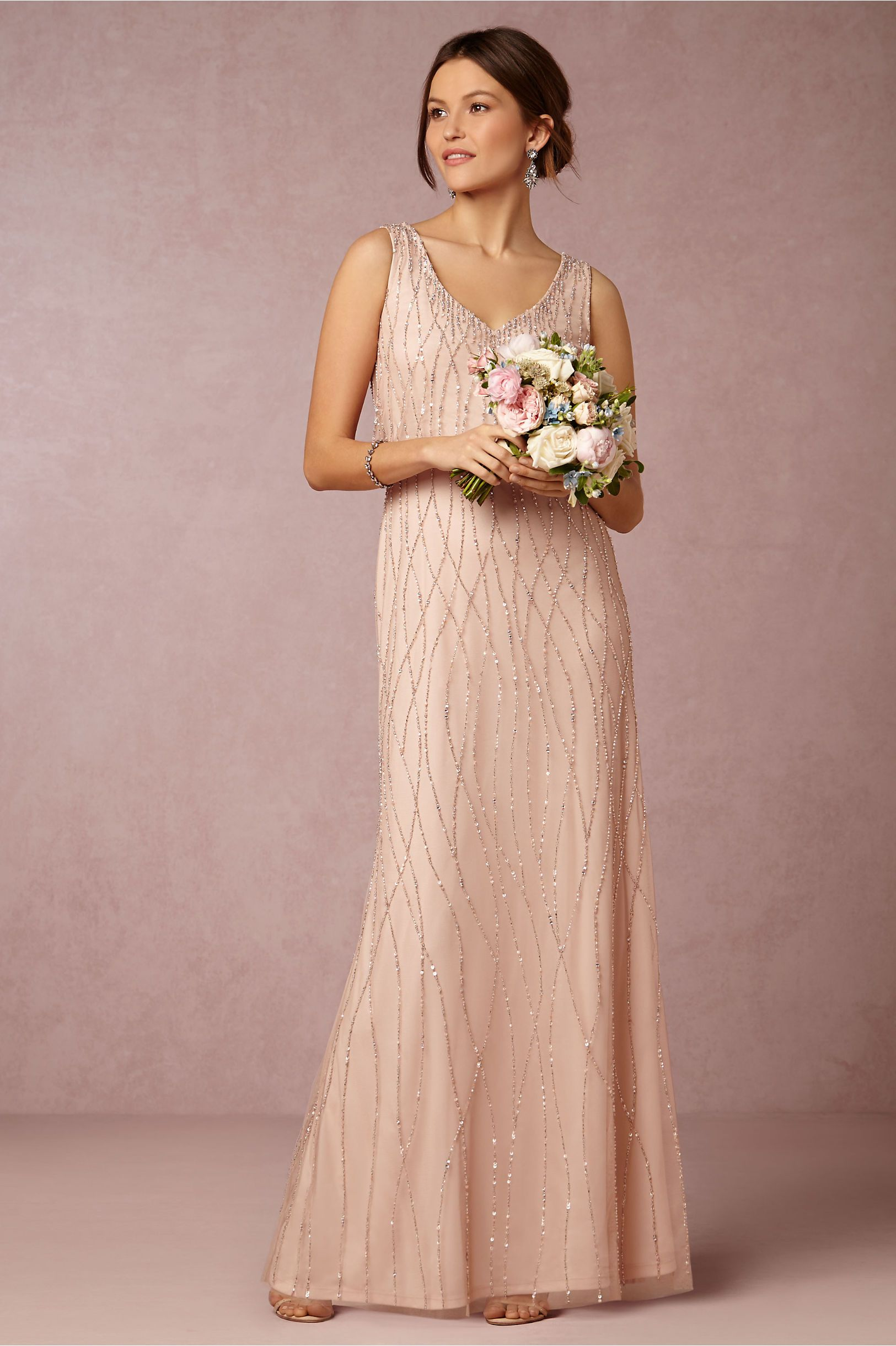 Wedding dresses brooklyn  Brooklyn Dress in Bridesmaids Bridesmaid Dresses Long at BHLDN