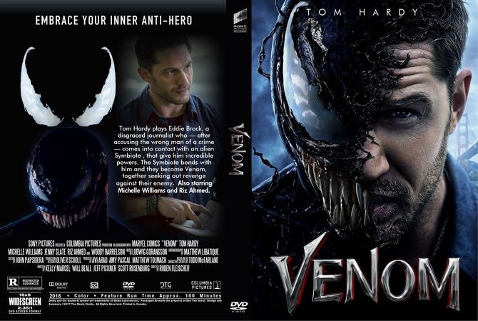 Image result for venom 2018
