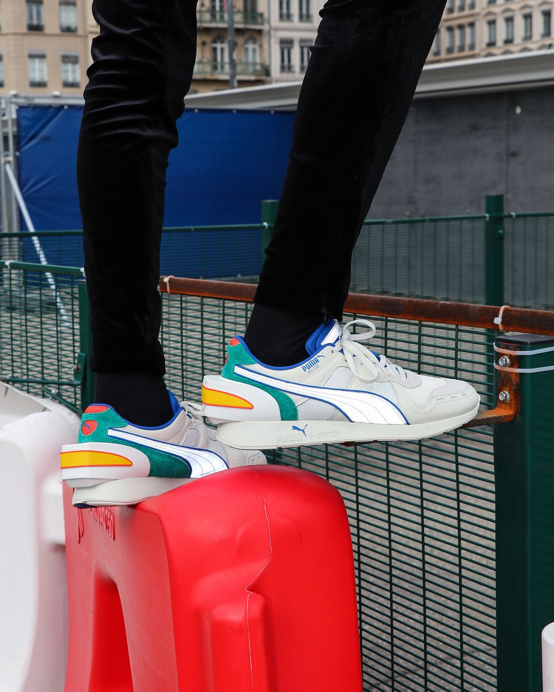 newest 86d0c d0b4f Puma RS-100 Ader Error