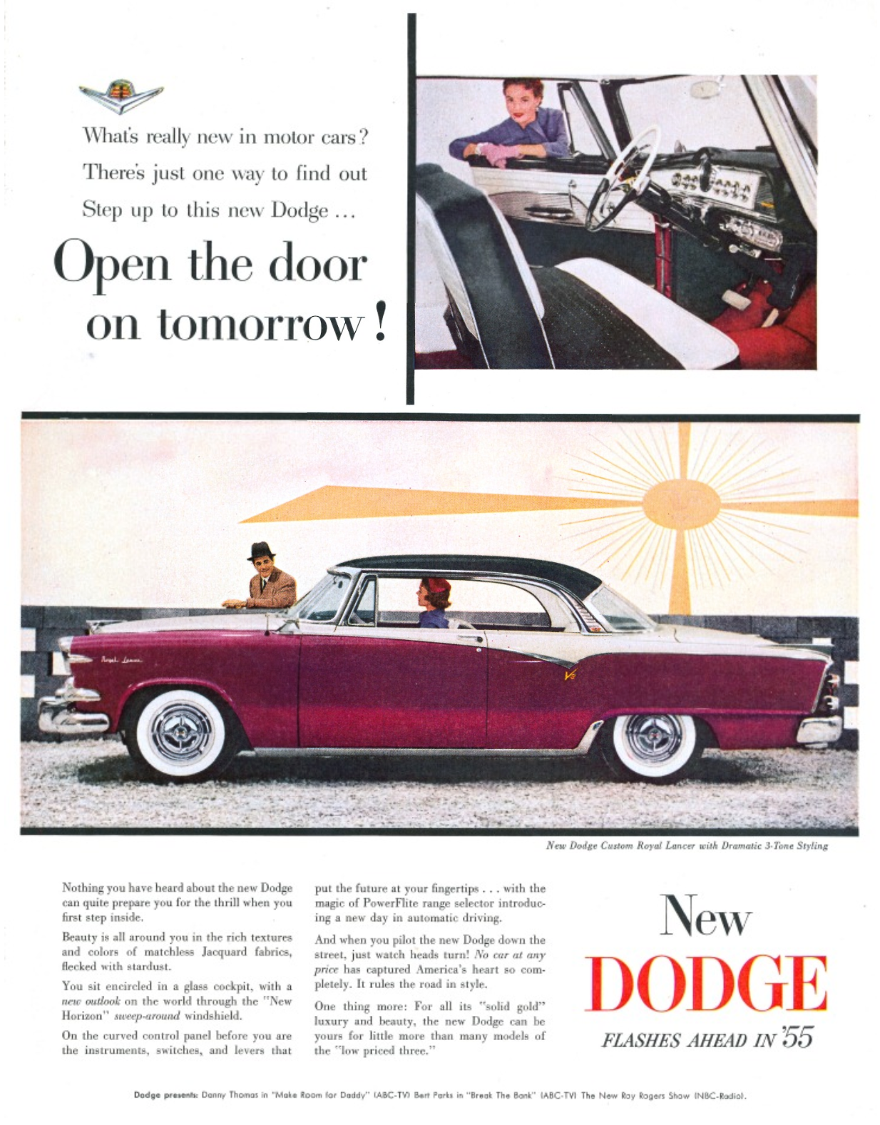 1955 dodge royal barn find for sale - Vintage 1954 Magazine Ad For Dodge Pink Black Custom Royal Lancer Photo Ad Cars Vintage 1950 S Pinterest Dodge Auto Dodge Coronet And Cars